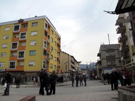 Incident šokirao Surduličane FOTO: D. Ristić/OK Radio