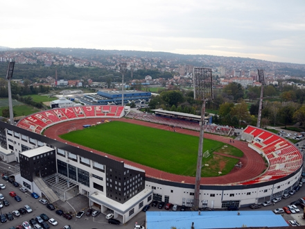 "Od 2013. godine traje ""potera"" za upotrebnom dozvolom FOTO: SC Čair"
