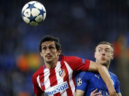 Velikani  ozbiljno zainteresovani za štopera Atletiko Madrida FOTO: Action Images