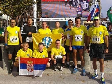 Nikad kao ove godine FOTO: Vranjski maratonci