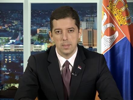 Marko Đurić: Predstavnici Evropske unije već obavešteni FOTO: YouTube/Kancelarija KiM