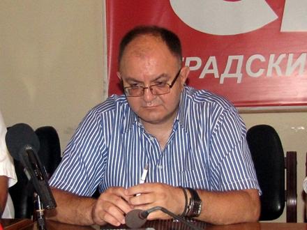 Antić: SPS ima izuzetno stručne kadrove FOTO: D. Ristić/OK Radio