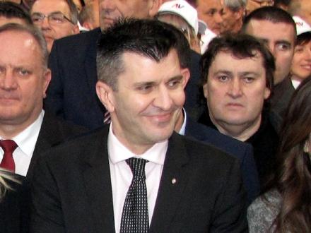 Ministar za rad Zoran Đorđević FOTO: D. Ristić/OK Radio