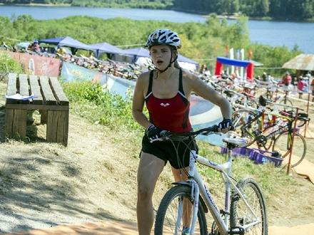 Plivanje, vožnja biciklom, pa trčanje FOTO: srichinmoyraces.org