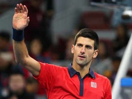 Đoković je ipak slavio jednu pobedu FOTO: Getty Images