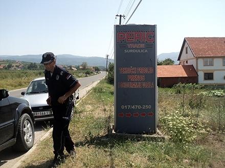 Krivična za vozača punta. Ilustracija, Foto: S.Tasić/OK Radio