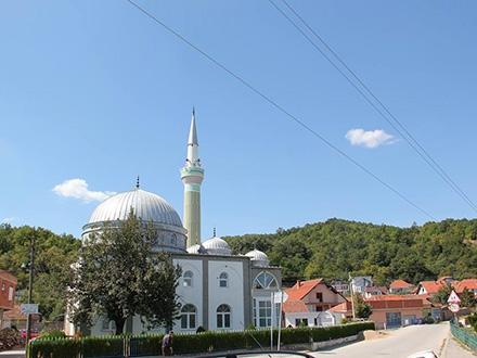Selo Lučane u opštini Bujanovac. Foto: OK Radio