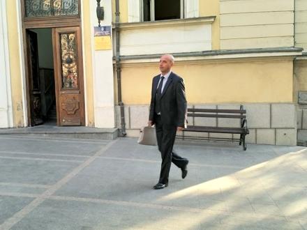 Lični primer: Dejan Tričković, predsednik Skupštine grada FOTO: vranje.org.rs