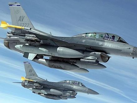 Poslali dva borbena aviona F-16 FOTO: Pixabay
