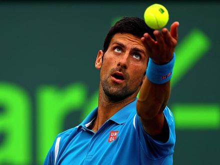 Novak je treći ali smanjuje zaostatak FOTO: Getty Images