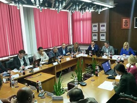 Sa sednice Gradskog Veća. Foto: vranje.org.rs