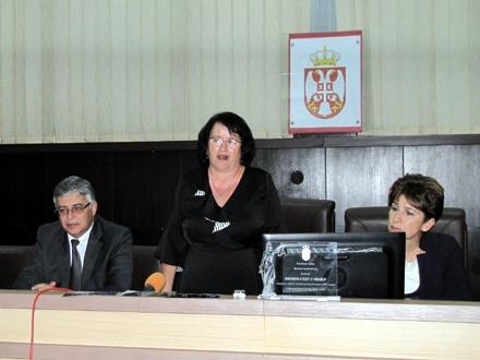 Nagrada rezultat timskog rada i angažovanja FOTO: D. Ristić/OK Radio
