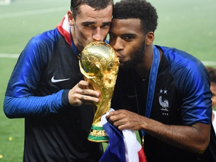 Francuzi nastavljaju gde su stali na Mondijalu FOTO: Getty Images