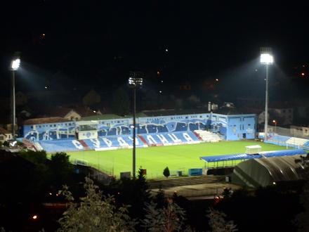 Stadion u Surdulici spreman za još jedan spektakl FOTO: FK Radnik