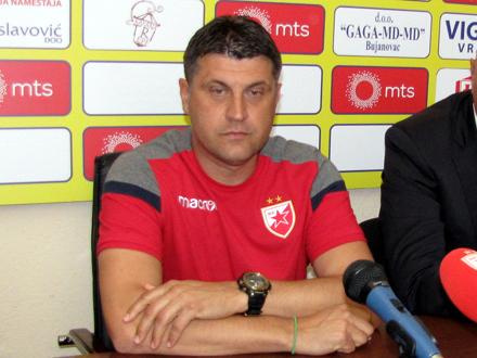 Milojević je odredio spisak od 20 igrača FOTO: D. Ristić/OK Radio