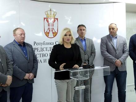 Dogovoreni projekti za 2019. godinu FOTO: vranje.org.rs