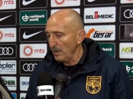Jovanović: Možemo do pozitivnog rezultata FOTO: YouTube printscreen
