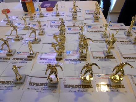 Spremna priznanja za najbolje FOTO: vranje.org.rs