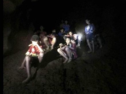 Tajlandska drama sa srećnim krajem FOTO: AP