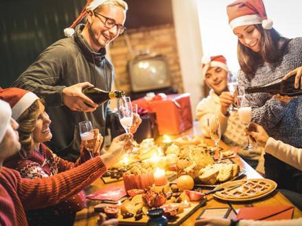 Svima je skoro uništio Božić FOTO: Thinkstock