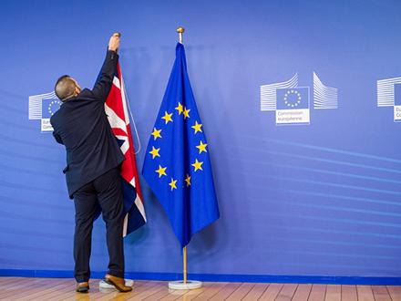 Britanija formalno napušta EU u martu FOTO: Telegraph