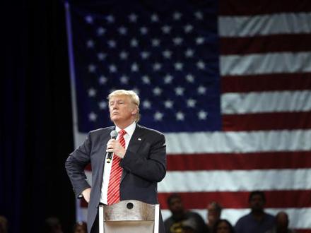 Zid na granici jedno je od ključnih Trampovih obećanja FOTO: Getty Images