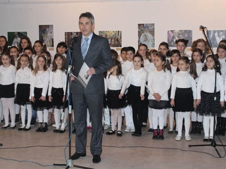 Gradonačelnik Milenković i ove godine će otvoriti Svetosavsku nedelju. Foto: D. Ristić/OK Radio