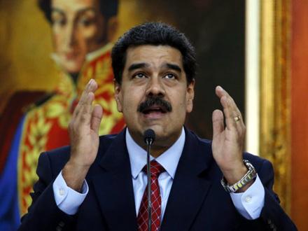 Maduro: SAD žele da se vrate u 20. vek FOTO: AP