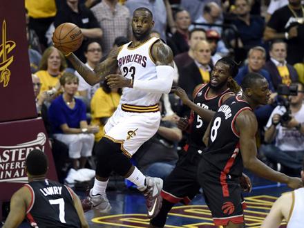 Lebron Džejms (34) igra u NBA ligi od 2003. godine FOTO: Getty Images