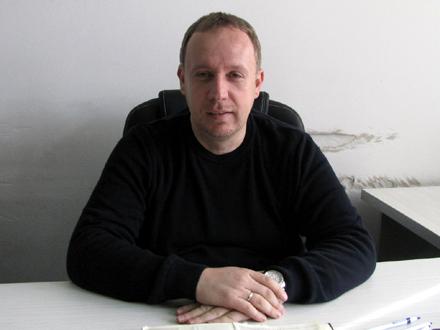 Stajić: Prvi sam protiv stranačkog zapošljavanja FOTO: D. Ristić/OK Radio