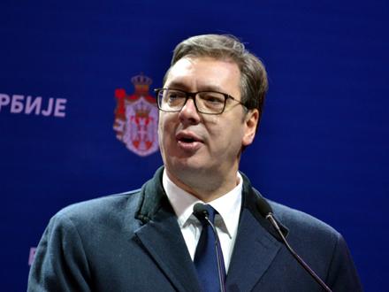 Vučić: Nismo zadovoljni dosadašnjim ponudama FOTO: G. Mitić/OK Radio