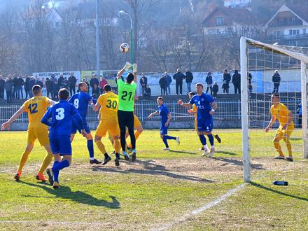 Meč odigran u prijateljskoj atmosferi i bez tenzija FOTO: D. Mirčev/FK Radnik