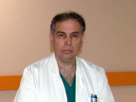 Dr Saša Đorđević FOTO: D. Ristić/OK Radio