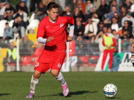 Damnjanović potpisao na dve godine FOTO: FK Radnik