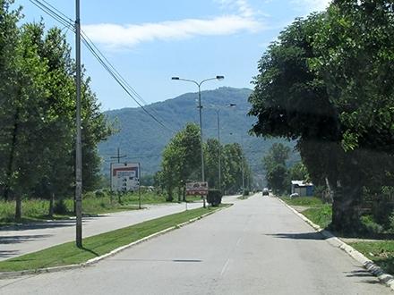 Ulica Kralja Petra u Vranjskoj Banji. Foto: S.Tasić/OK Radio