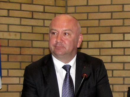 Popović: Ustav mora da se poštuje FOTO: D. Ristić/OK Radio