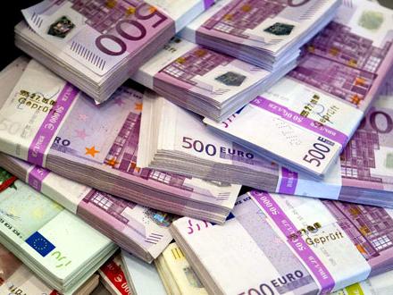 Sve u apoenima od 500 evra FOTO: Profimedia