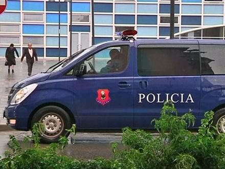 Kosovska policija pronašla vozilo FOTO: Printscreen