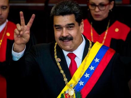 Nikolas Maduro FOTO: El Dinamo