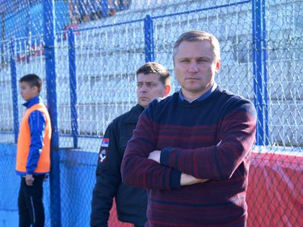 Milanović se nada dobrom rezultatu FOTO: FK Radnik