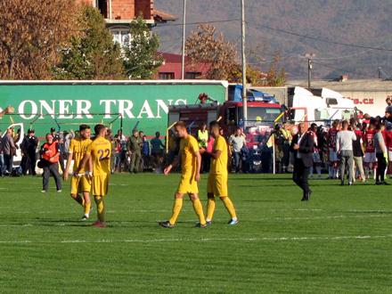 Dinamo uskoro i na svom stadionu u Vranju FOTO: D. Ristić/OK Radio