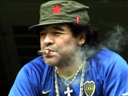 Maradona sada ima ukupno osmoro dece FOTO: Getty Images
