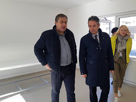 Stojilković i Milenković. Foto: Vranje.org.rs
