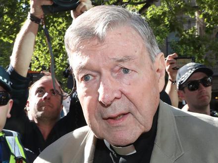 Pel bio jedan od najbližih papinih savetnika FOTO: Getty Images