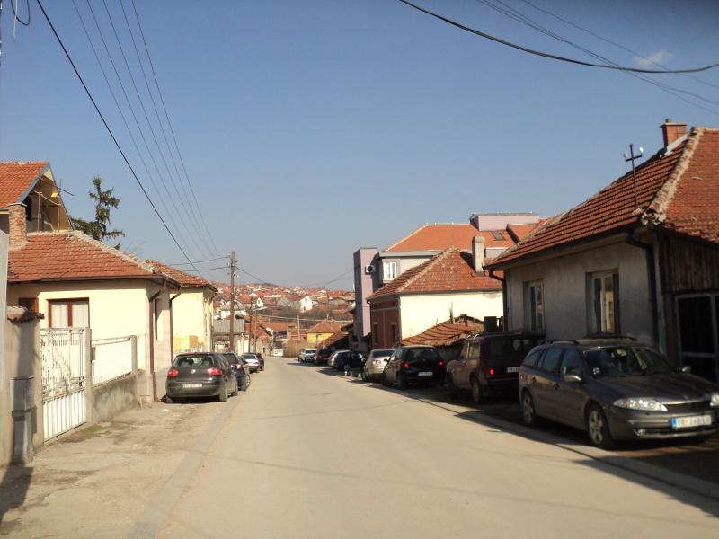 Ulica Gavrila Principa. Foto: S.Tasić/OK Radio