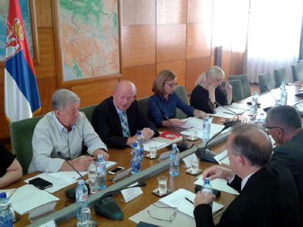 Predsedništvo Kroordinacionog tela FOTO: kt.gov.rs