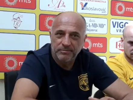 Dinamo očekuje najmanje jedan bod na gostovanju FOTO: OK Radio