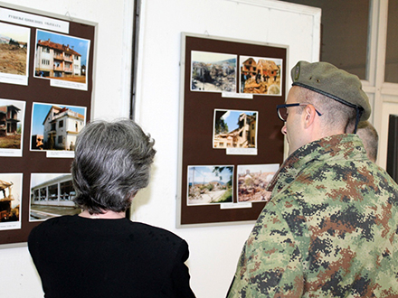 Deatalj sa otvaranja. Foto: vranje.org.rs