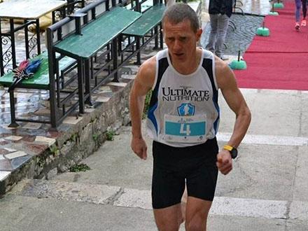 Kristijan Stošić. Foto: Privatna arhiva
