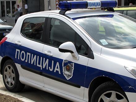 Udario dvojicu biciklista FOTO: D. Ristić/OK Radio